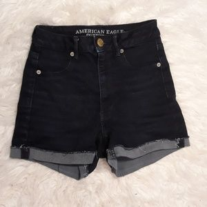 American eagle outfitters sky high shortie